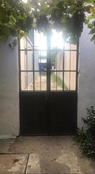 apartamento - buceo. con patio y parrillero