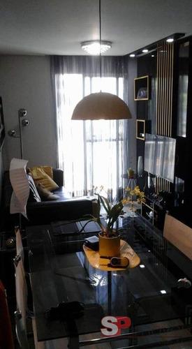apartamento cambuci 1 suítes 1 dormitórios 34 m2 - 2417