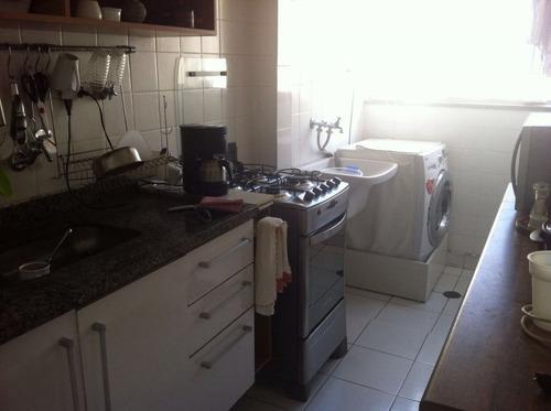 apartamento cambuci - são paulo - ref: 477827