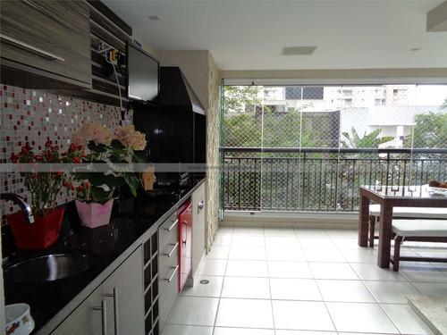 apartamento - campestre - santo andre - sao paulo  | ref.: 3090 - 3090