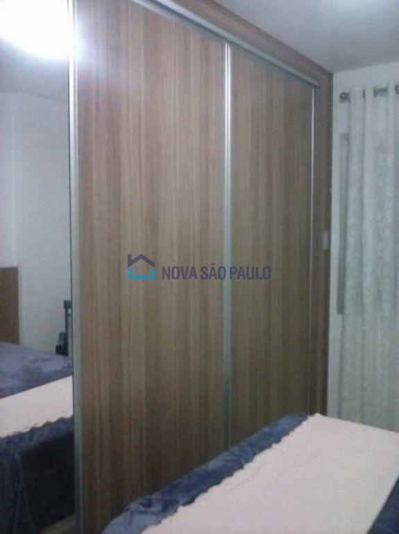 apartamento campo belo, 1 dormitório com sala ampliada, reformado, moderno, ótima localização.    - bi19743