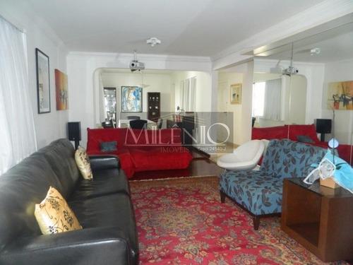 apartamento - campo belo - ref: 686 - v-ap0510