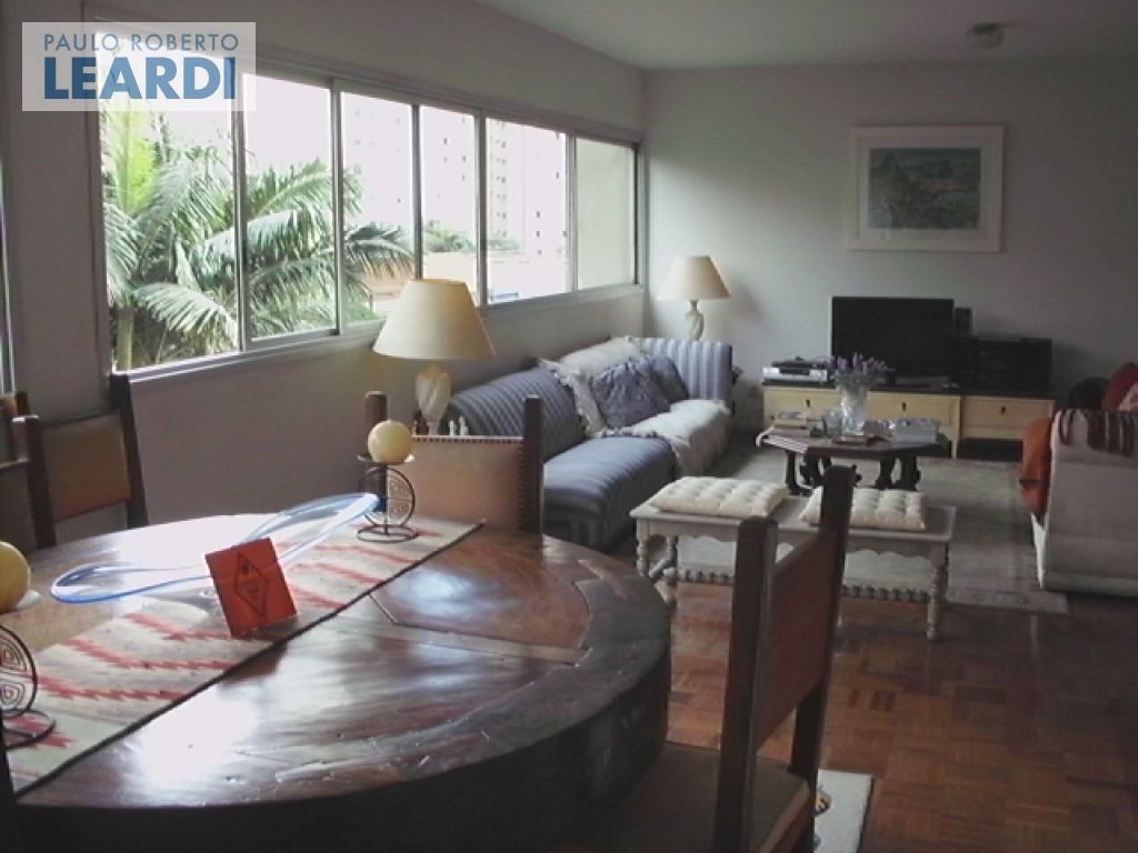 apartamento campo belo  - são paulo - ref: 193071