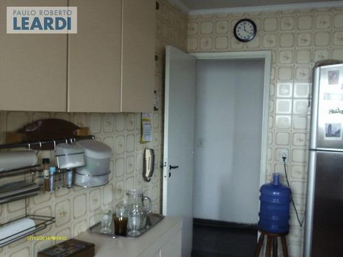 apartamento campo belo  - são paulo - ref: 393769