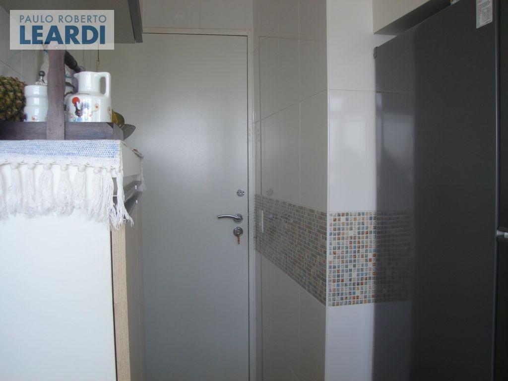 apartamento campo belo  - são paulo - ref: 406403