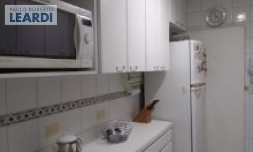 apartamento campo belo  - são paulo - ref: 412337