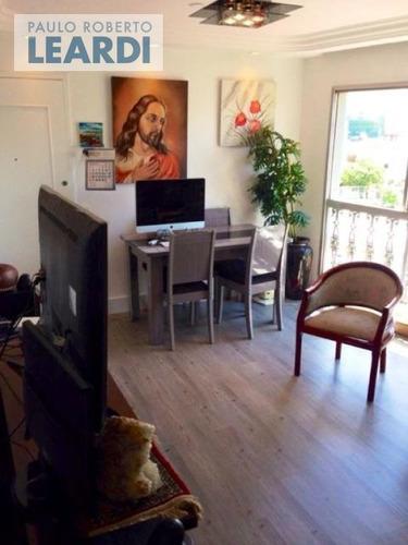 apartamento campo belo  - são paulo - ref: 428582