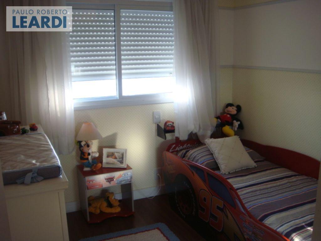 apartamento campo belo  - são paulo - ref: 437931
