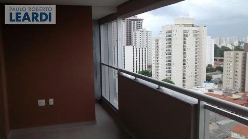 apartamento campo belo  - são paulo - ref: 439763