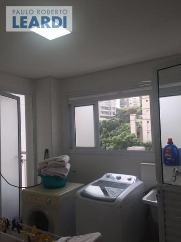 apartamento campo belo  - são paulo - ref: 439772