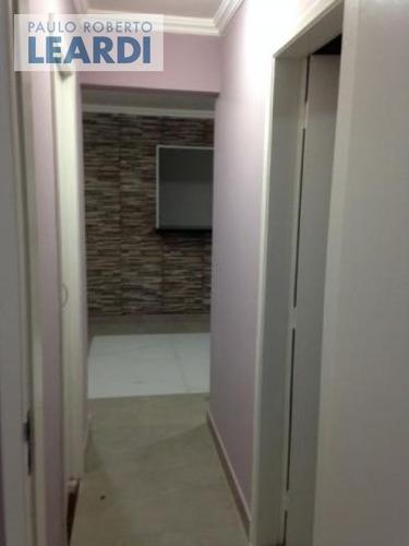 apartamento campo belo  - são paulo - ref: 442323