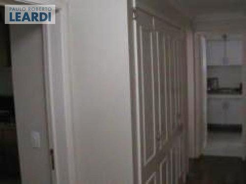 apartamento campo belo  - são paulo - ref: 445194