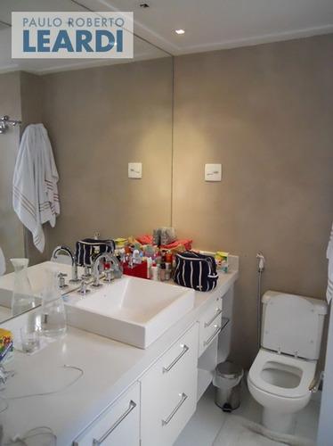 apartamento campo belo  - são paulo - ref: 445683