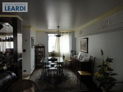 apartamento campo belo  - são paulo - ref: 450417