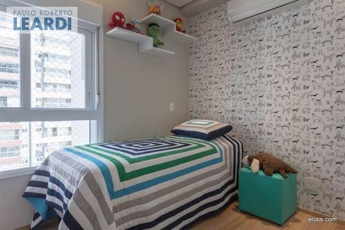 apartamento campo belo  - são paulo - ref: 451406