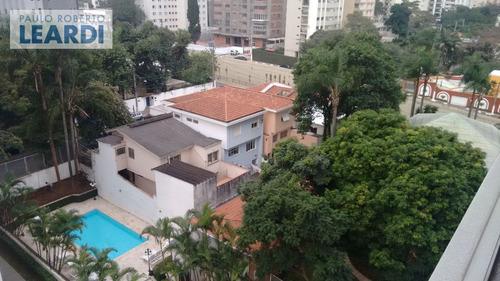 apartamento campo belo  - são paulo - ref: 460764