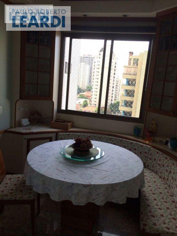 apartamento campo belo  - são paulo - ref: 463343