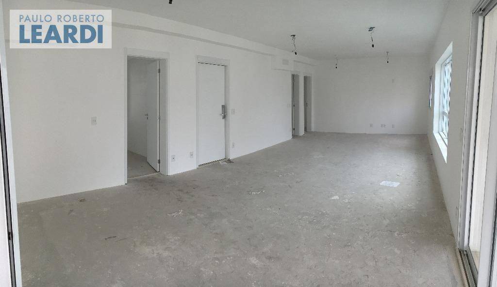 apartamento campo belo - são paulo - ref: 466067
