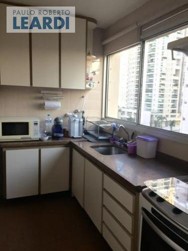 apartamento campo belo  - são paulo - ref: 475537