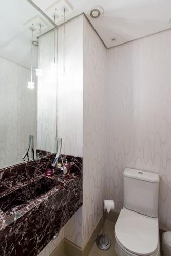 apartamento campo belo  - são paulo - ref: 481664