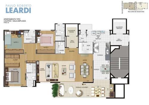 apartamento campo belo - são paulo - ref: 482301