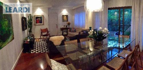 apartamento campo belo  - são paulo - ref: 485641