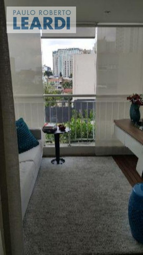 apartamento campo belo  - são paulo - ref: 487999