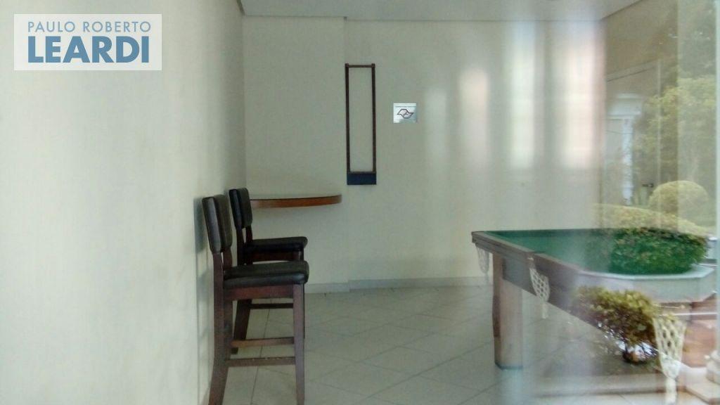 apartamento campo belo  - são paulo - ref: 489984
