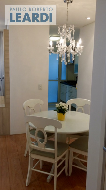 apartamento campo belo  - são paulo - ref: 493495
