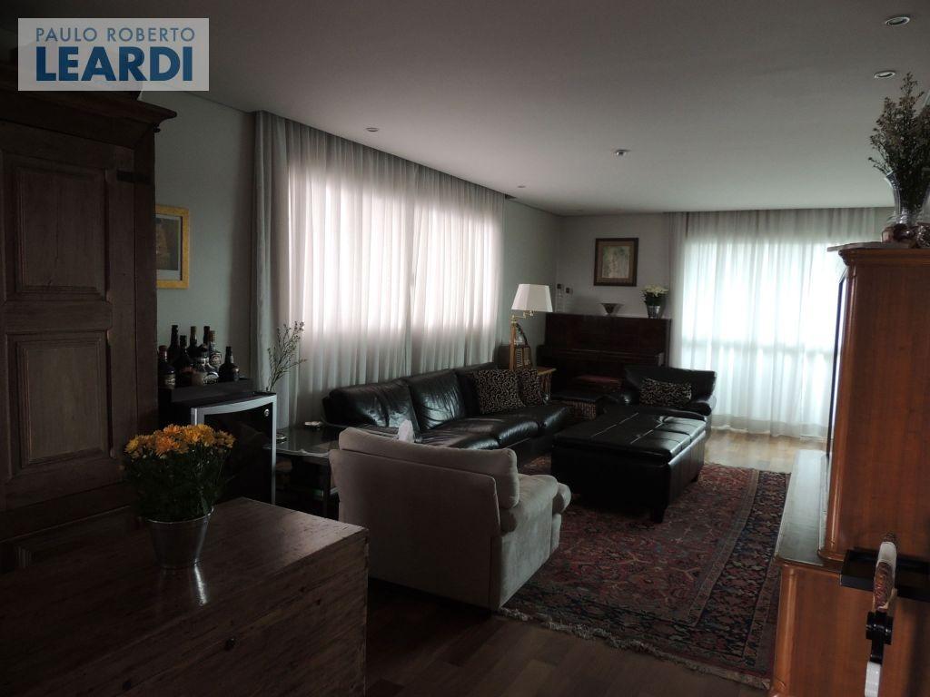 apartamento campo belo  - são paulo - ref: 494994