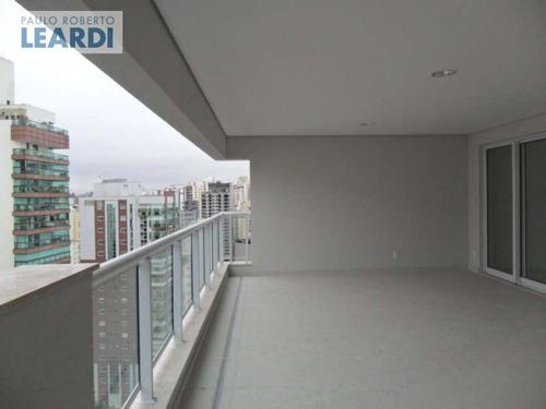 apartamento campo belo  - são paulo - ref: 498595