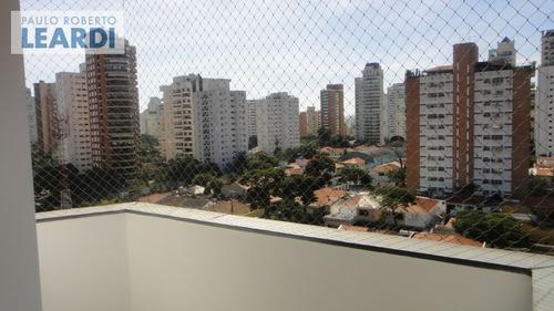 apartamento campo belo - são paulo - ref: 499201