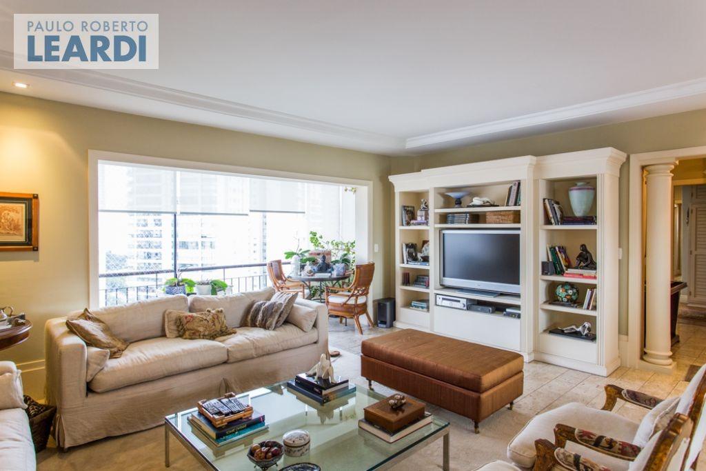 apartamento campo belo  - são paulo - ref: 501394