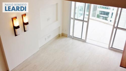 apartamento campo belo - são paulo - ref: 503734