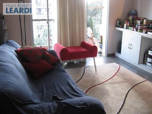 apartamento campo belo  - são paulo - ref: 504944