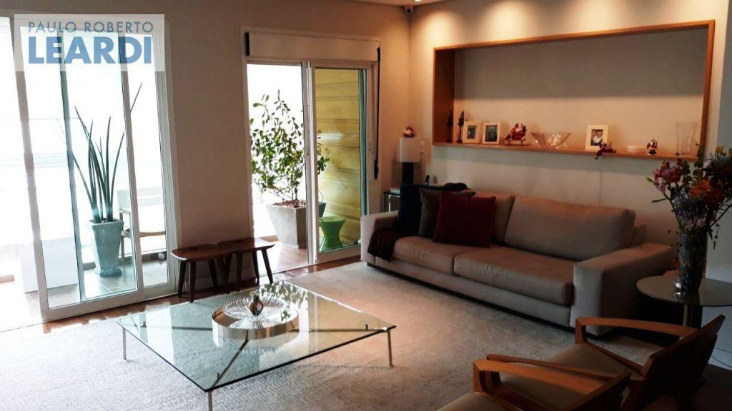 apartamento campo belo  - são paulo - ref: 524121