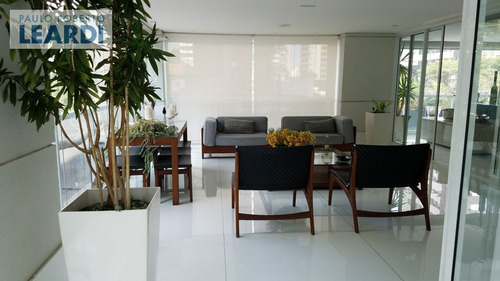 apartamento campo belo  - são paulo - ref: 532593