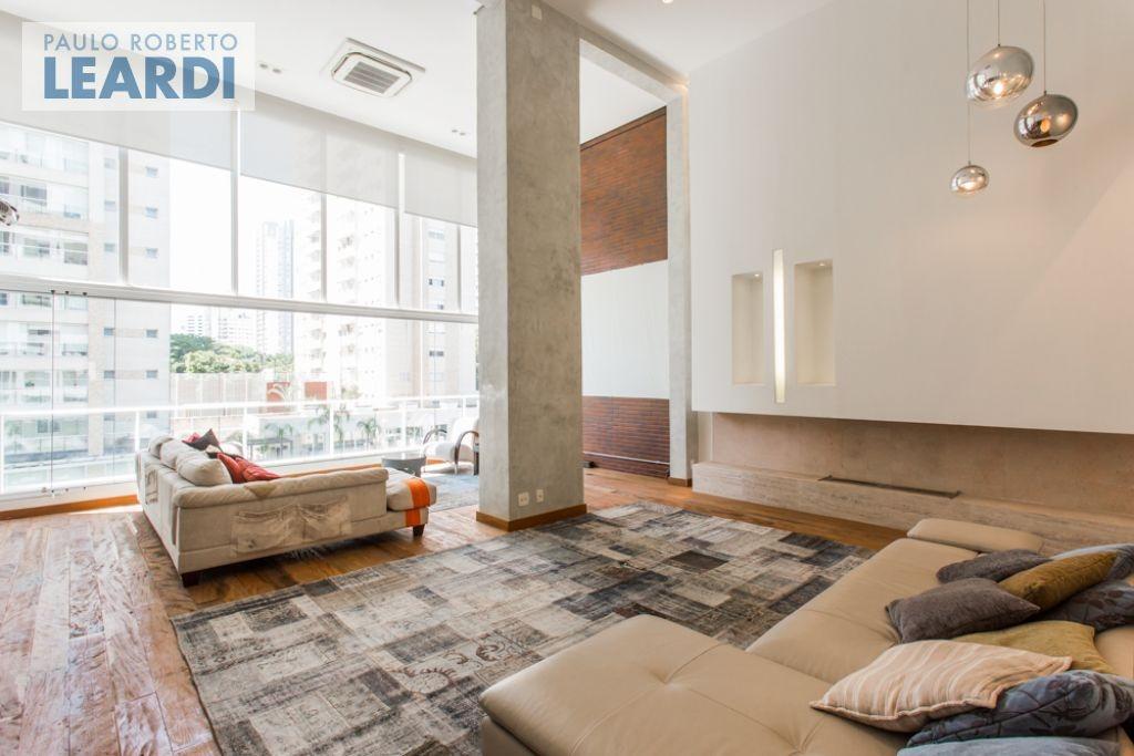 apartamento campo belo  - são paulo - ref: 533553