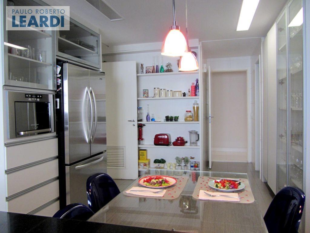 apartamento campo belo  - são paulo - ref: 535163