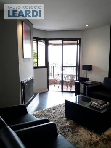 apartamento campo belo  - são paulo - ref: 535837