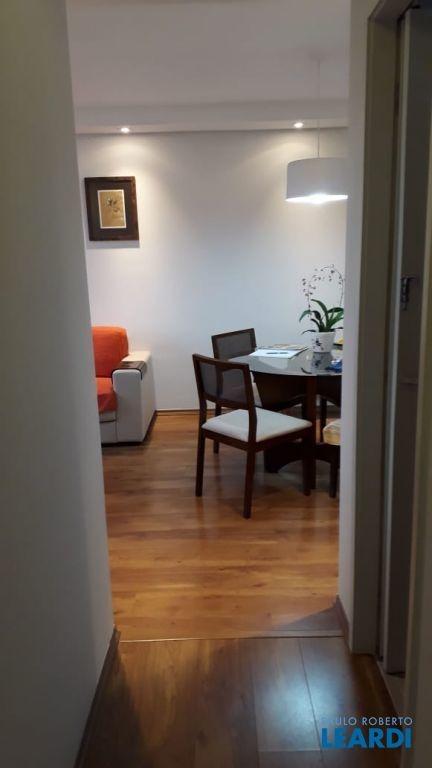 apartamento campo belo  - são paulo - ref: 537766