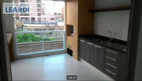 apartamento campo belo  - são paulo - ref: 540738