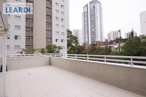 apartamento campo belo  - são paulo - ref: 543870