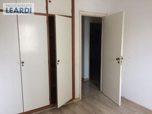 apartamento campo belo - são paulo - ref: 546874