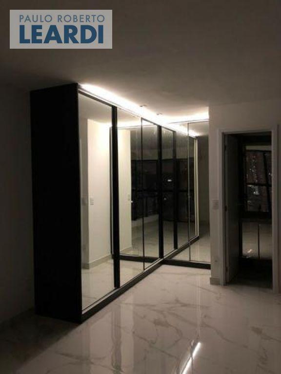 apartamento campo belo  - são paulo - ref: 548144