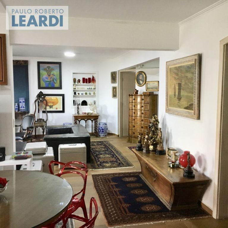 apartamento campo belo  - são paulo - ref: 548456