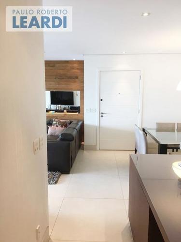 apartamento campo belo  - são paulo - ref: 550946
