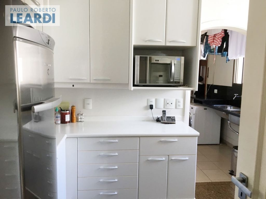 apartamento campo belo  - são paulo - ref: 551624