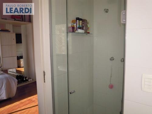 apartamento campo belo  - são paulo - ref: 551920