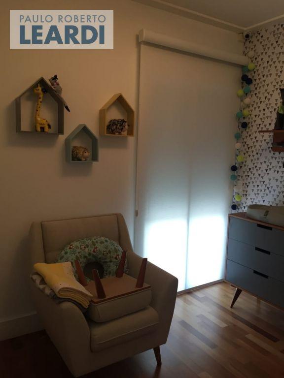 apartamento campo belo - são paulo - ref: 560069